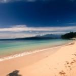Pantai Pasir Putih Yang Nasibnya Tak Putih