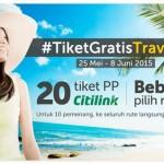 Ada Kontes Blog Berhadiah Tiket di Traveloka!