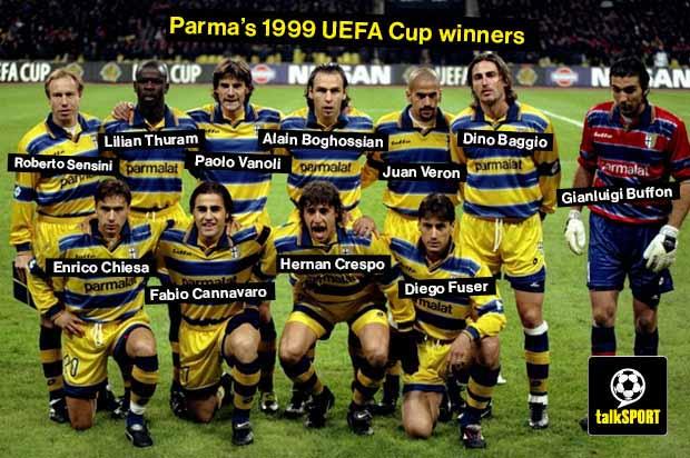 Salah satu tim terbaik era 90an