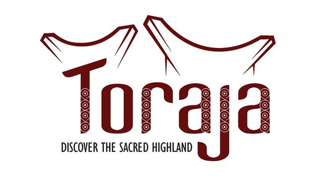 Logo re-branding Toraja yang membuat ayam love MC jadi seperti logo buatan anak SD