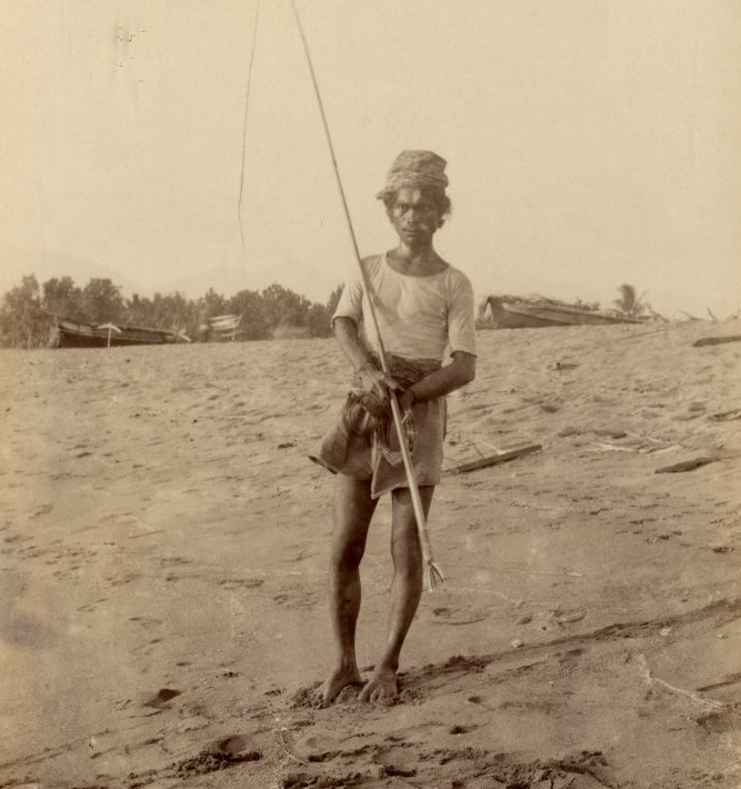 Orang Bugis di pulau Lombok tahun 1894 (dokumen KITLV)