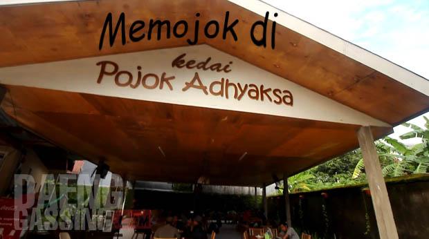 Kedai Pojok Adhyaksa