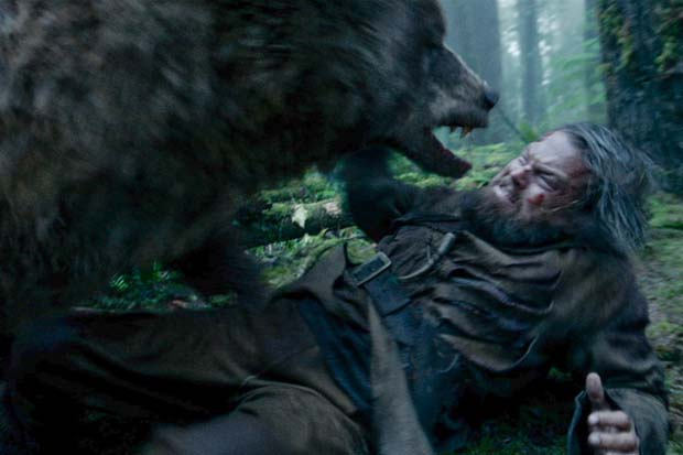Jangan-jangan nanti beruangnya yang dapat Oscar
