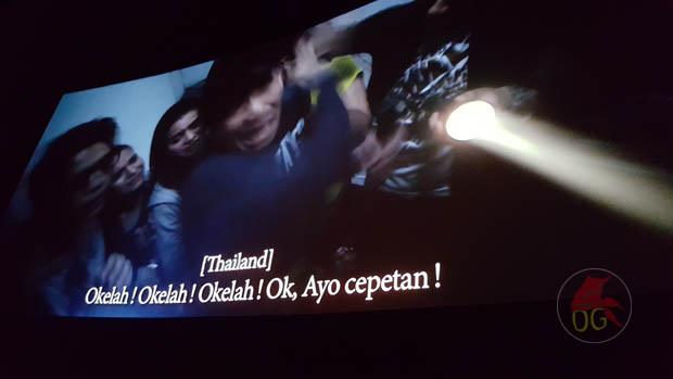 Kenapa harus berbahasa Thailand?