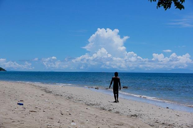 Pantai Kadahang, Sumba Timur