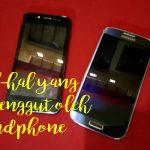 Hal-hal Yang Direnggut Oleh Handphone