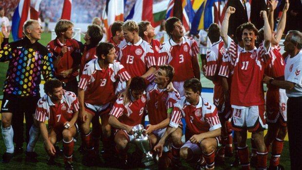 Denmark euro 1992