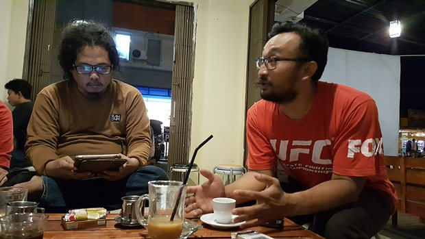 Ahmad Yunus; Deskripsi Itu Penting!