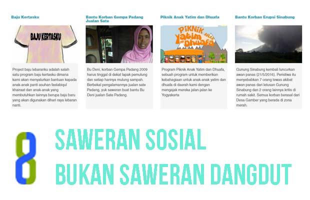 Saweran Sosial