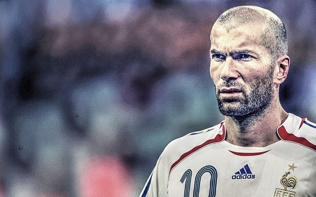 Zidane, pemilik nomor 10 lainnya dari Perancis