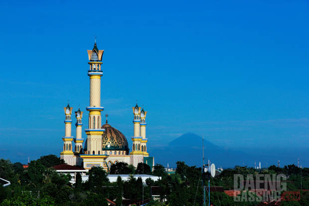 Islamic Center Mataram, Lombok