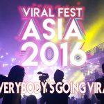 Viral Fest Asia 2016, Ekosistem Baru, Pengalaman Baru