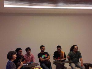 Diskusi Komunitas di Makassar