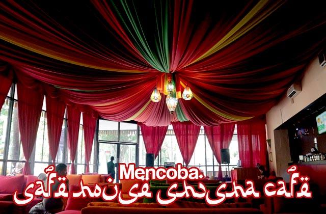 safe hous shisha cafe
