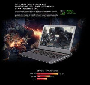 processor ASUS ROG G752VS