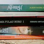 5 Buku Terakhir Yang Saya Baca