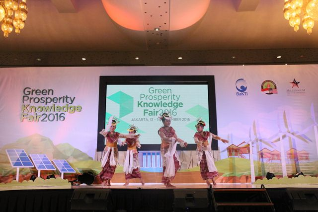 Warna-Warni Green Prosperity Knowledge Fair 2016