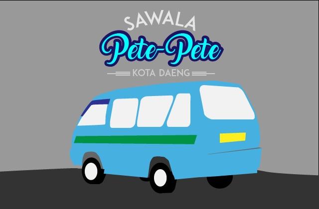 Sawala Pete-Pete Kota Daeng