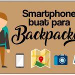 Koneksi 4G Tanpa Budget Tinggi, Smartphone Pilihan Backpacker