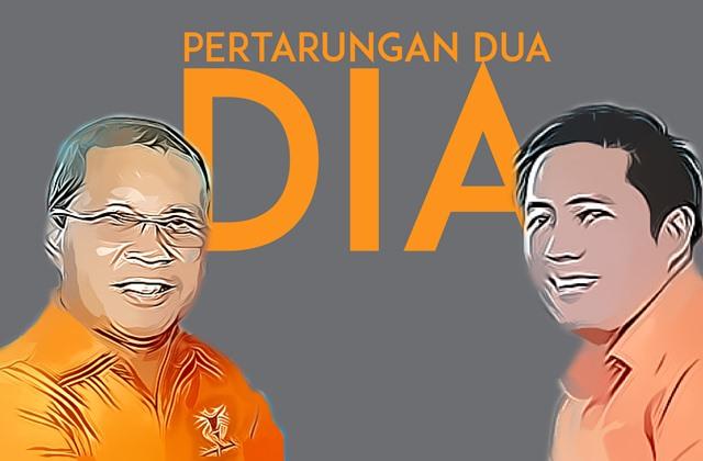 Dua DIA Berebut Jalan Menuju Makassar 01