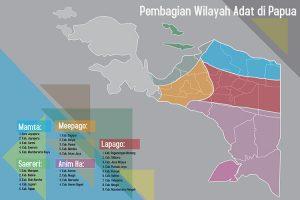 wilayah adat papua