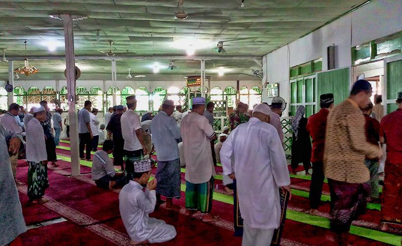 masjid di asmat