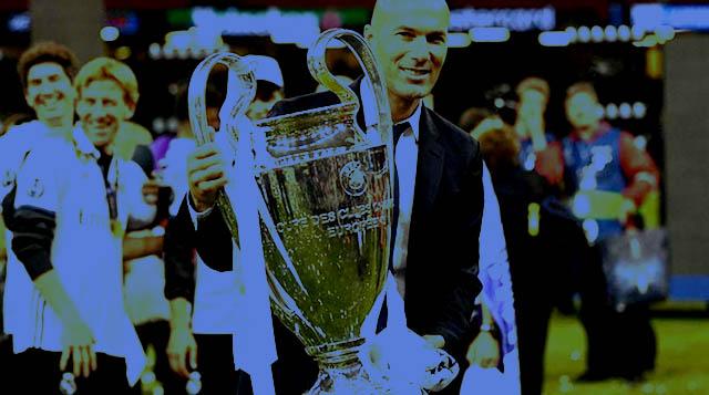 Kenapa Zidane Mundur?
