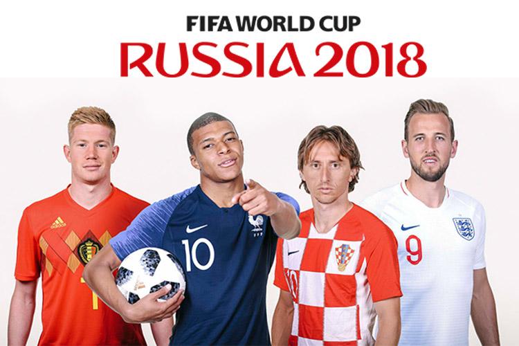 Finalis Piala Dunia 2018 Adalah…