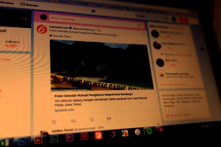 7 Tipe Netizen Indonesia Menyikapi Berita Teror
