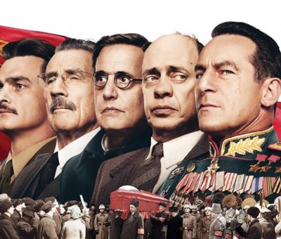 The Death of Stalin; Komedi Satir Sang Pembesar