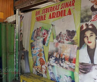 Nike Ardilla, Tetap Bernyanyi di Ujung Timur Indonesia