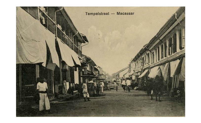 sejarah kota makassar
